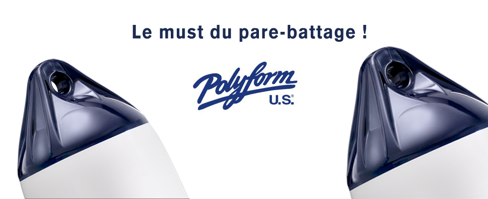 Pare battage Polyform